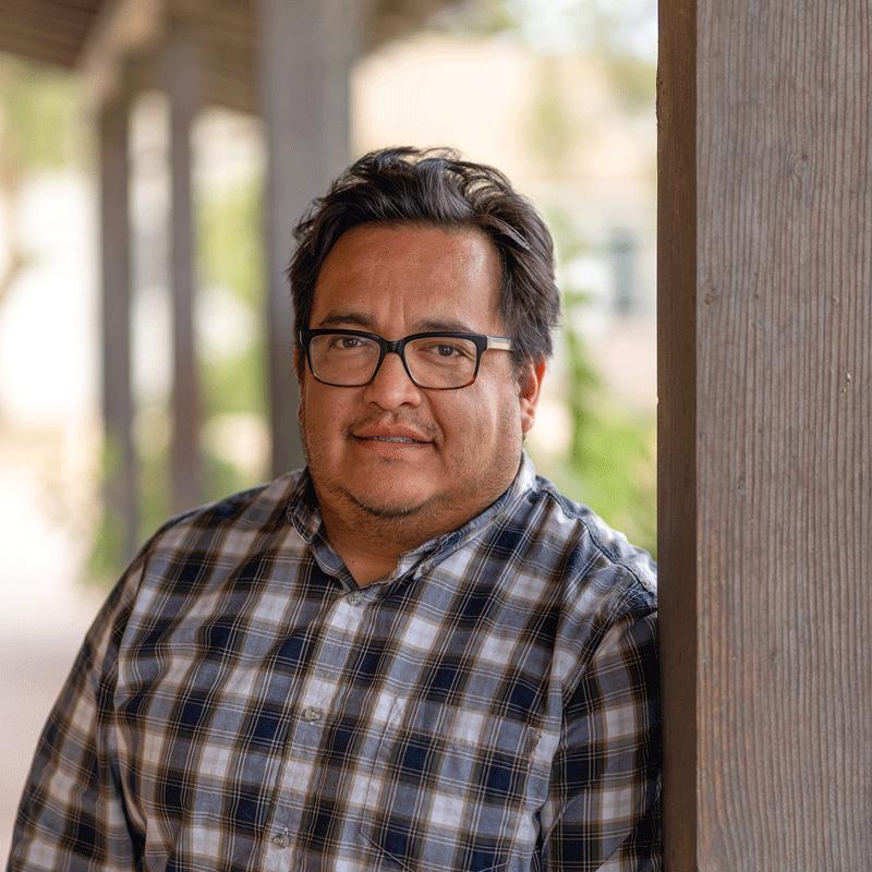 Ernesto Soto, Treasurer